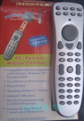 PC Remote Control Mouse